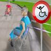 3D Wheelchair Racing