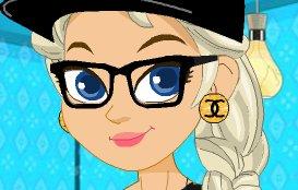 Elsa Rock Style