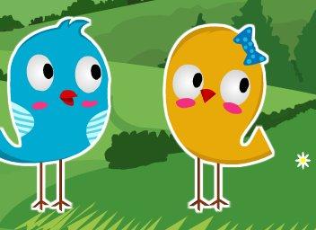 Joyful Birds Matching