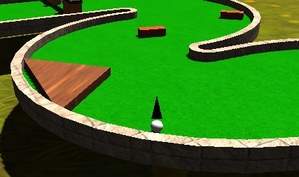 Mini Golf Woodland Retrea…