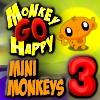 Monkey Go Happy Mini Monk…