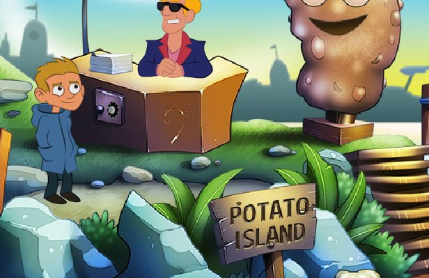 Greetings from Potato Isl…