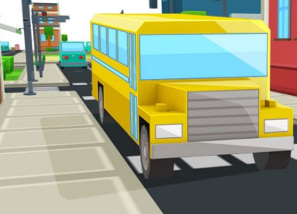 School Bus Parking 2